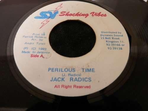 Bild Jack Radics - Perilous Time (7, Single) Schallplatten Ankauf