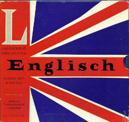Cover Dr. Kurt Riemer - Englisch-Kursus Mit 4 Platten (4x7 + Box) Schallplatten Ankauf