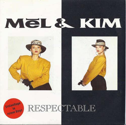 Bild Mel & Kim - Respectable (7, Single, Red) Schallplatten Ankauf
