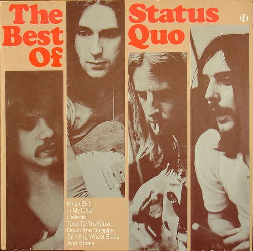 Bild Status Quo - The Best Of Status Quo (LP, Comp, RE) Schallplatten Ankauf