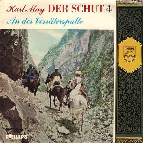 Bild Karl May - Der Schut - An Der Verräterspalte (7, EP, Mono) Schallplatten Ankauf