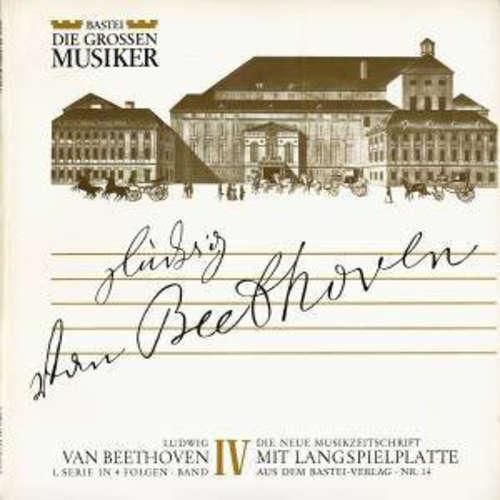 Cover zu Ludwig Van Beethoven - Sinfonie Nr. 7 A-dur Op. 92 (10, Mono) Schallplatten Ankauf