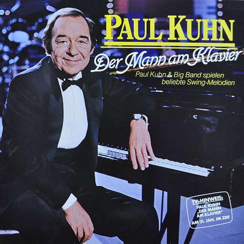 Cover Paul Kuhn - Der Mann Am Klavier (Paul Kuhn Und Big Band Spielen Beliebte Swing-Melodien) (LP, Comp) Schallplatten Ankauf