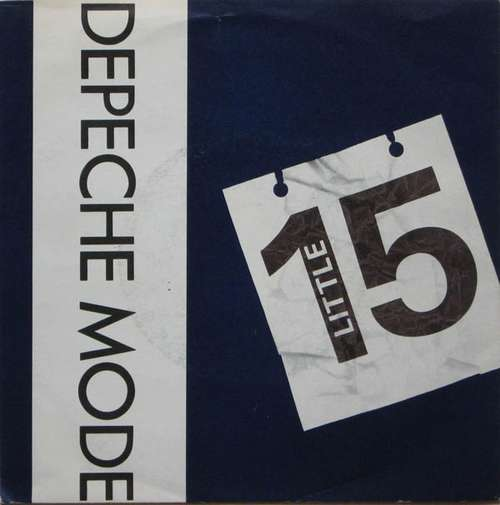 Cover Depeche Mode - Little 15 (7, Single) Schallplatten Ankauf
