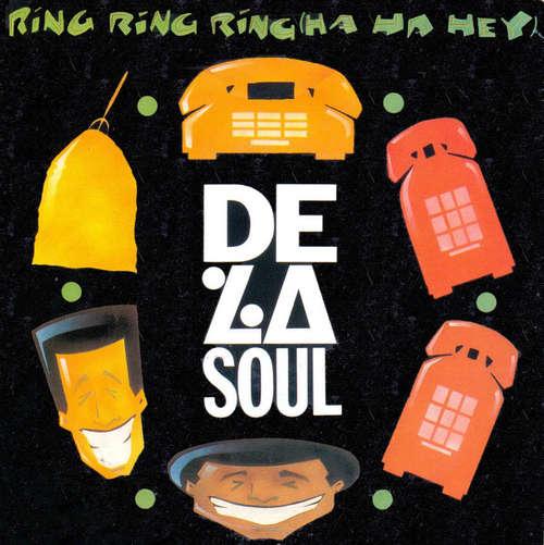 Cover De La Soul - Ring Ring Ring (Ha Ha Hey) (7, Single) Schallplatten Ankauf