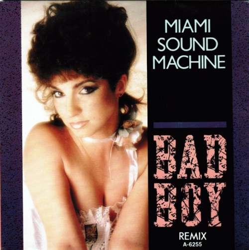 Bild Miami Sound Machine - Bad Boy (Remix) (7, Single) Schallplatten Ankauf