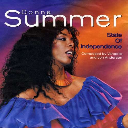 Bild Donna Summer - State Of Independence (7, Single) Schallplatten Ankauf