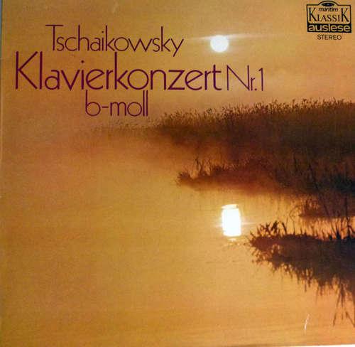 Cover zu Tschaikowsky* - Klavierkonzert Nr. 1 b-moll (LP, Album) Schallplatten Ankauf