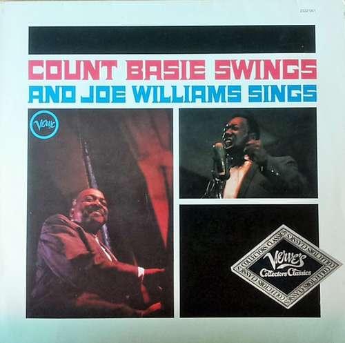 Bild Count Basie / Joe Williams - Count Basie Swings--Joe Williams Sings (LP, Album, RE) Schallplatten Ankauf