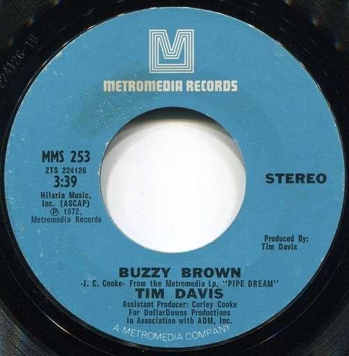 Bild Tim Davis - Buzzy Brown (7) Schallplatten Ankauf