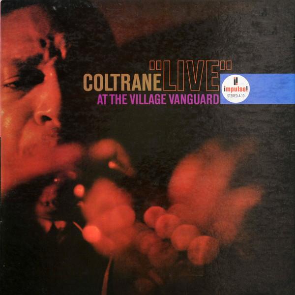 Cover Coltrane* - Live At The Village Vanguard (LP, Album, RE, Gat) Schallplatten Ankauf