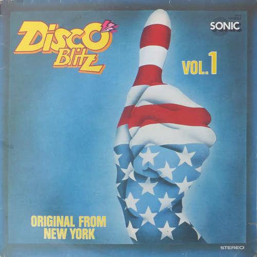 Cover East Harlem Bus Stop - Disco Blitz Vol. 1 (LP, Album) Schallplatten Ankauf