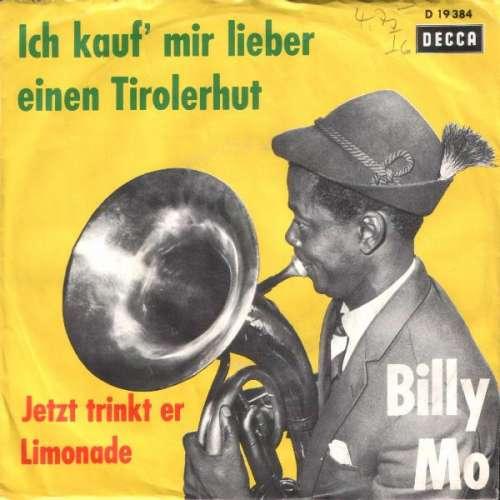 Bild Billy Mo - Ich Kauf' Mir Lieber Einen Tirolerhut (7, Single, Mono) Schallplatten Ankauf