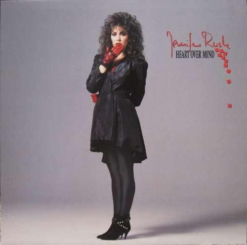 Cover zu Jennifer Rush - Heart Over Mind (LP, Album) Schallplatten Ankauf