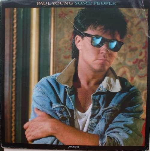 Bild Paul Young - Some People (12, Single) Schallplatten Ankauf