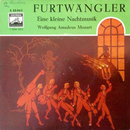 Bild Furtwängler*, Wiener Philharmoniker, Wolfgang Amadeus Mozart - Eine Kleine Nachtmusik (7, EP, RE) Schallplatten Ankauf