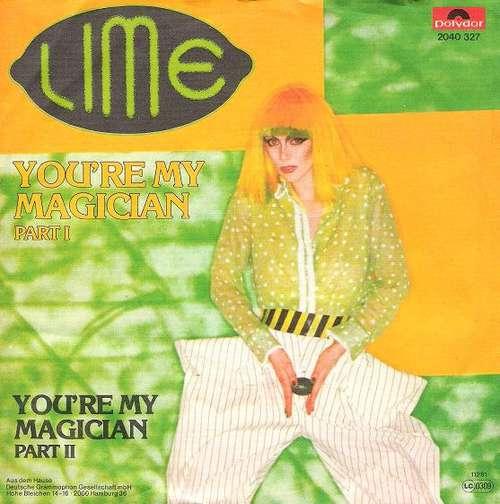 Bild Lime (2) - You're My Magician Part I / You're My Magician Part II (7, Single) Schallplatten Ankauf