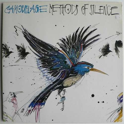 Bild Camouflage - Methods Of Silence (LP, Album, Gat) Schallplatten Ankauf