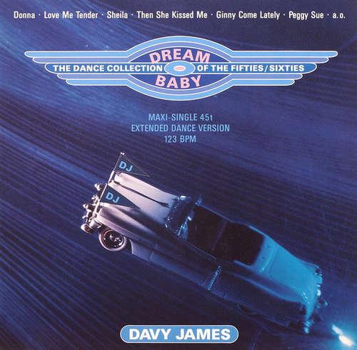 Bild Davy James - Dream Baby (The Dance Collection Of The Fifties/Sixties) (12, Maxi) Schallplatten Ankauf