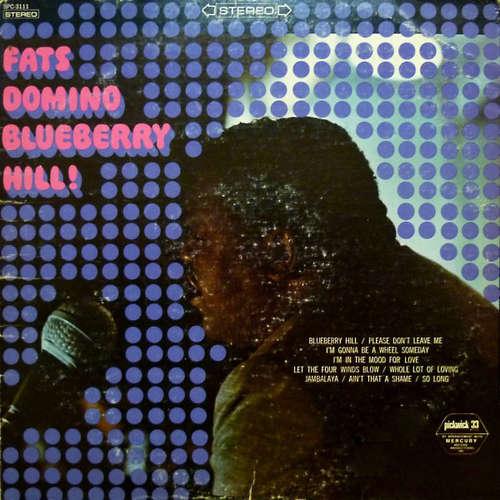 Bild Fats Domino - Blueberry Hill (LP, Album, RE) Schallplatten Ankauf