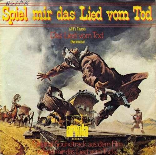 Bild Ennio Morricone - Spiel Mir Das Lied Vom Tod (7, Single, RE) Schallplatten Ankauf