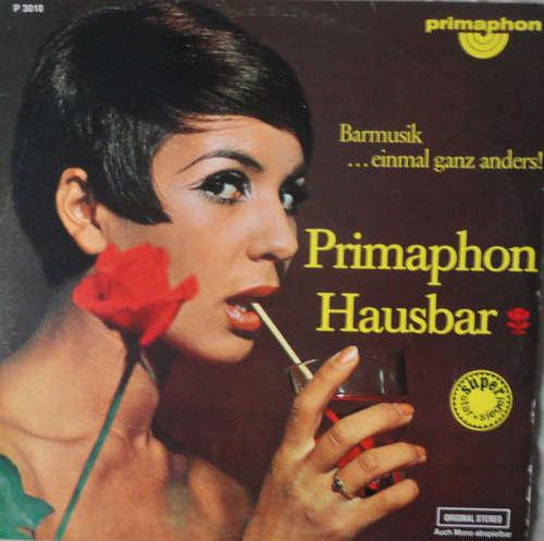 Cover Sound By Grischa Batanoff - Primaphon Hausbar - Barmusik Einmal Ganz Anders! (LP, Album) Schallplatten Ankauf