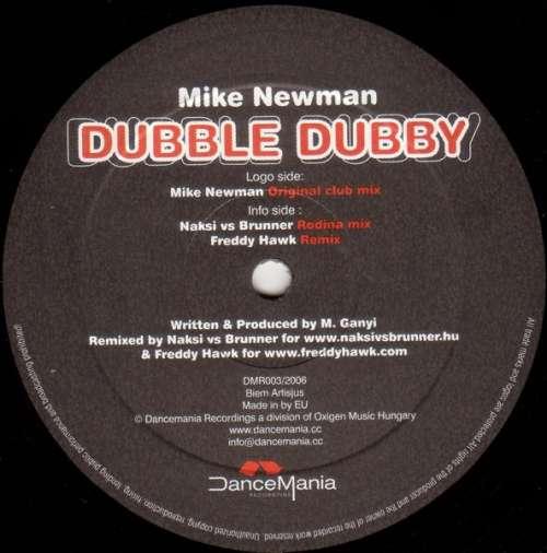 Bild Mike Newman - Dubble Dubby (12) Schallplatten Ankauf