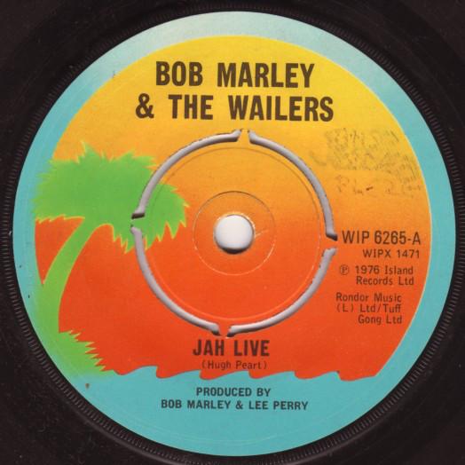 Bild Bob Marley & The Wailers - Jah Live (7) Schallplatten Ankauf