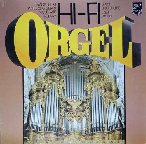 Bild Bach*, Buxtehude*, Liszt*, Widor* - Jean Guillou, Daniel Chorzempa, Wolfgang Rübsam (2) - Hi-Fi Orgel (LP) Schallplatten Ankauf
