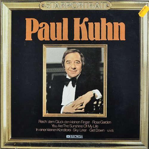 Cover Paul Kuhn - Starportrait (LP, Comp) Schallplatten Ankauf
