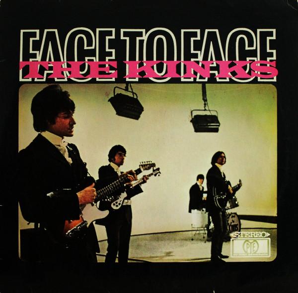 Cover The Kinks - Face To Face (LP, Album) Schallplatten Ankauf