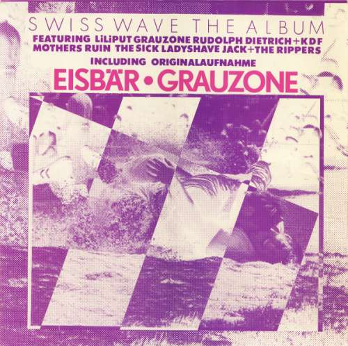 Cover Various - Swiss Wave The Album (LP, Album, Comp, RM) Schallplatten Ankauf