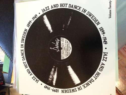 Bild Various - Jazz and Hot Dance in Sweden 1899-1949 (LP, Comp, Mono) Schallplatten Ankauf