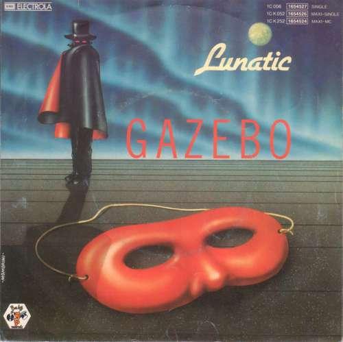 Cover zu Gazebo - Lunatic (7, Single) Schallplatten Ankauf
