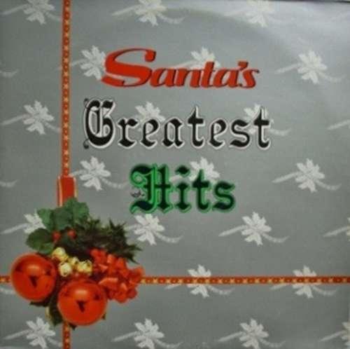 Cover zu Various - Santa's Greatest Hits (2xLP, Comp, Gat) Schallplatten Ankauf