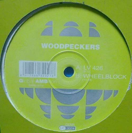 Cover Woodpeckers - LV 426 / Wheelblock (12) Schallplatten Ankauf