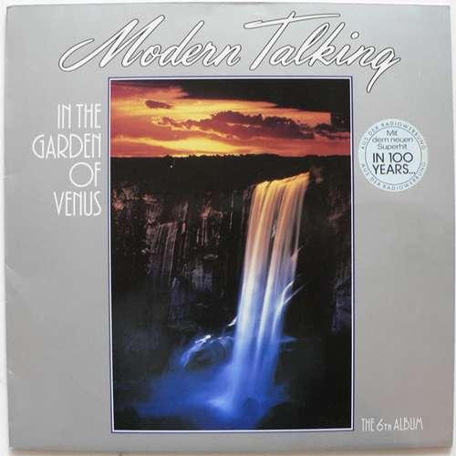 Cover Modern Talking - In The Garden Of Venus - The 6th Album (LP, Album) Schallplatten Ankauf