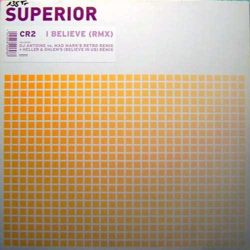 Cover CR2 - I Believe (Remix) (12) Schallplatten Ankauf