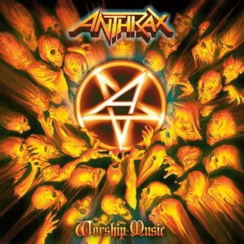 Bild Anthrax - Worship Music (2x12, Album, RE) Schallplatten Ankauf
