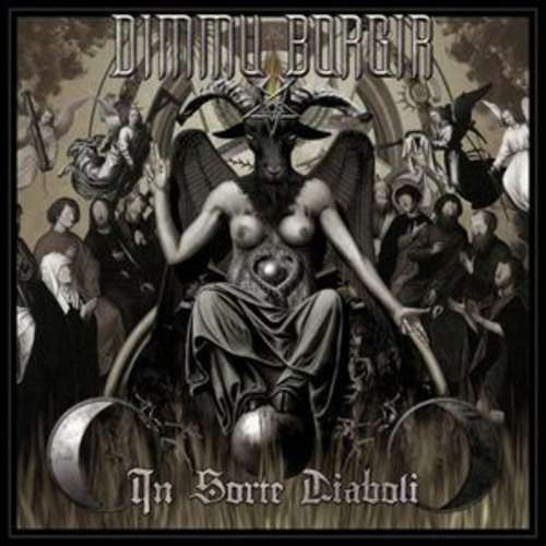 Bild Dimmu Borgir - In Sorte Diaboli (LP, Album, Ltd, RE) Schallplatten Ankauf