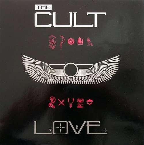 Cover The Cult - Love (LP, Album, Gat) Schallplatten Ankauf