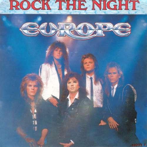 Bild Europe (2) - Rock The Night (7, Single) Schallplatten Ankauf