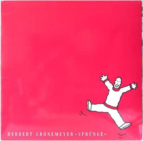 Cover zu Herbert Grönemeyer - Sprünge (LP, Album) Schallplatten Ankauf
