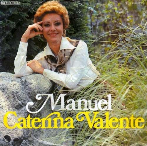 Cover Caterina Valente - Manuel (7, Single) Schallplatten Ankauf