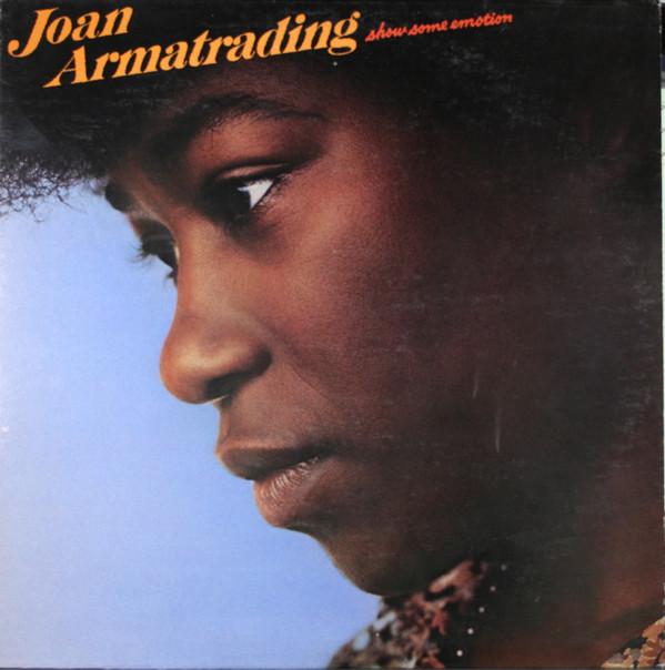 Cover zu Joan Armatrading - Show Some Emotion (LP, Album, Ter) Schallplatten Ankauf