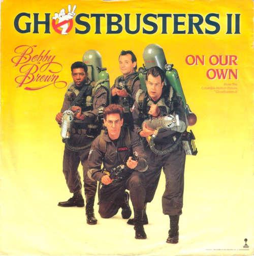 Cover Bobby Brown - On Our Own (7) Schallplatten Ankauf