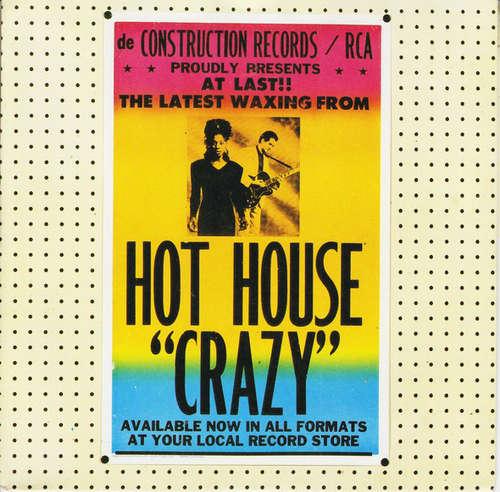 Bild Hot House - Crazy (7, Single) Schallplatten Ankauf