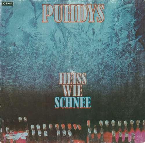 Bild Puhdys - Heiß Wie Schnee (LP) Schallplatten Ankauf