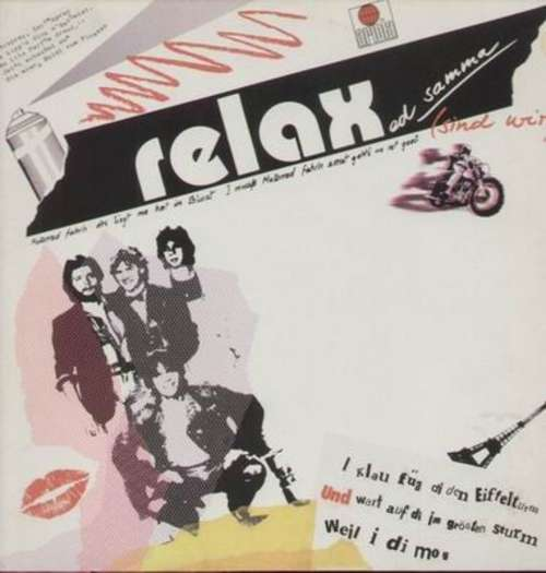 Bild Relax (2) - Relaxed Samma (LP, Album) Schallplatten Ankauf
