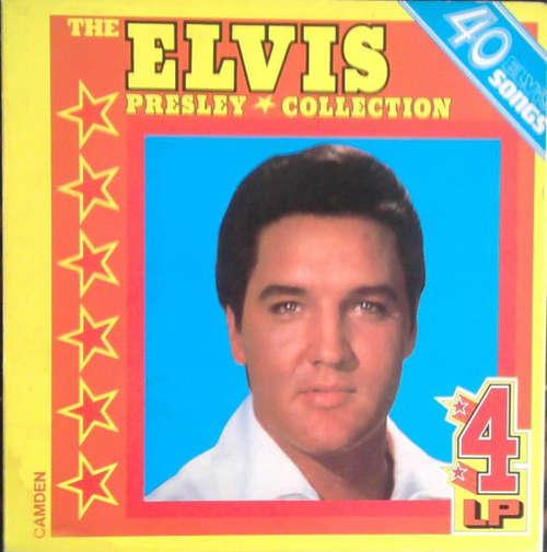 Cover Elvis Presley - The Elvis Presley Collection (4xLP, Comp, Box) Schallplatten Ankauf